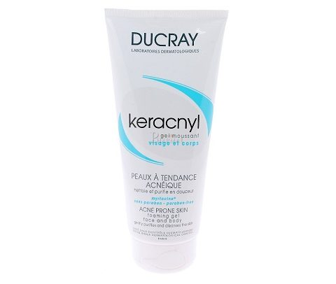 Ducray keracnyl cream complete regulating care 30ml