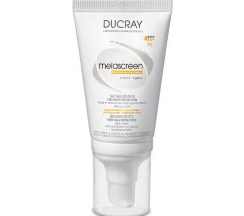 Kem chống nắng Ducray Melascreen Photoprotection Light Cream SPF50+ 40ml